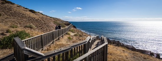 Marion Coastal Walking Trail: Marion Coastal walk, Hallet Cove Conservation Park