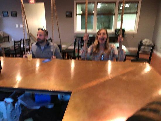 Afton, VA: Monkeying around in the Swingers Bar