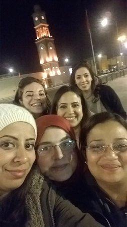 City Hall of Casablanca : Me avec les fifis
