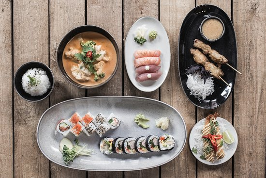 Frokost Menu Picture Of Oishii Sushi Ringsted Tripadvisor