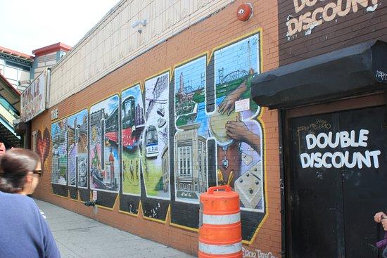Foto Murales New York.Murales Del Bronx Picture Of Vea Ny Tours Gerardo