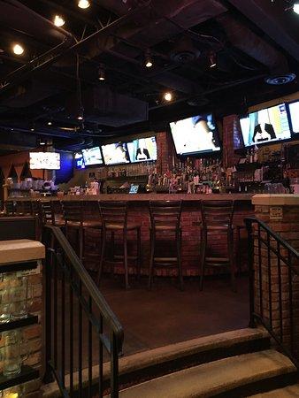 Rocky's Sub Pub: Het 'pub' gedeelte