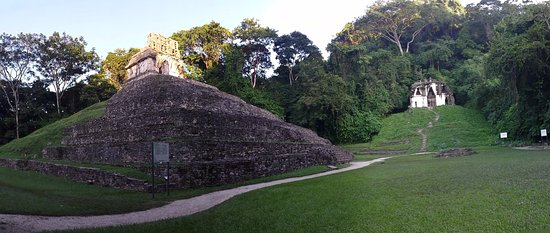 National Park of Palenque: Ruinas mayas de Palenque