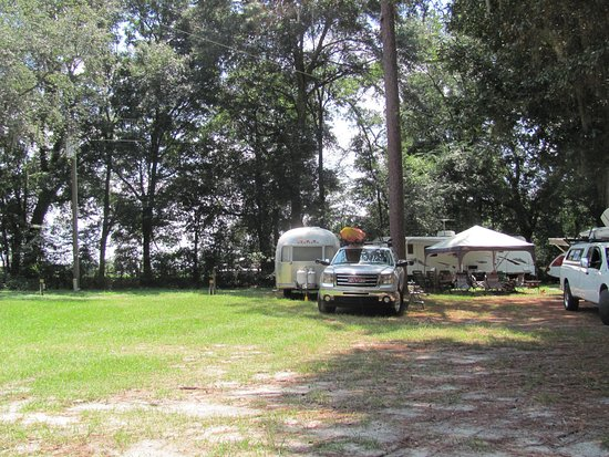Mayo, FL: Old Campground for the little Guys