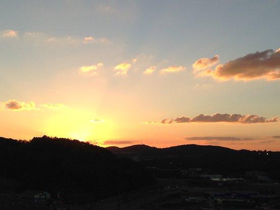 Quality Inn Airport–Southeast: Sunset