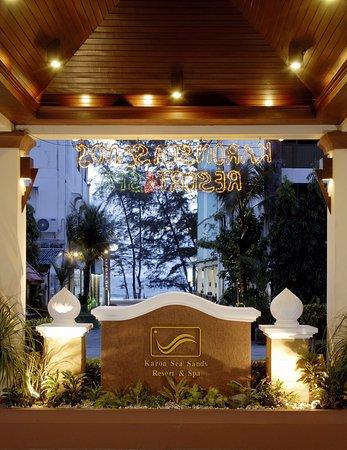 Karon Sea Sands Resort & Spa: Sea View