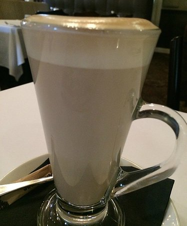 Guildford, Australia: Latte