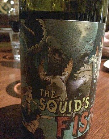 Guildford, Australia: Red wine