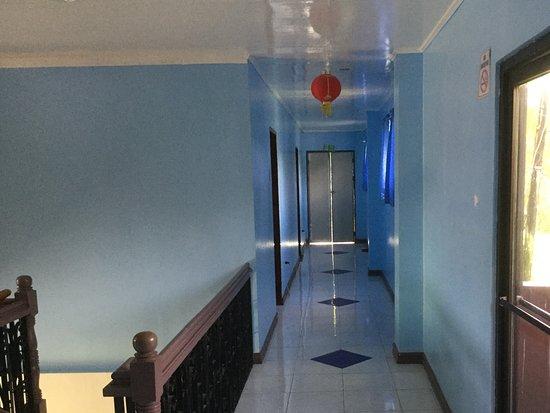 Hinunangan, Philippines: hallway 2nd floor