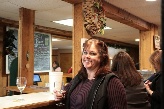 Pine Bush, Nowy Jork: Baldwin Winery