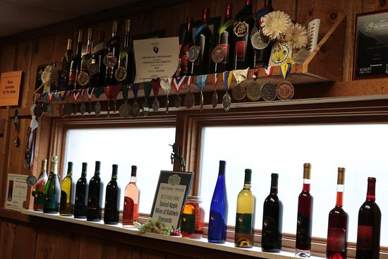Pine Bush, Estado de Nueva York: Baldwin Vineyards