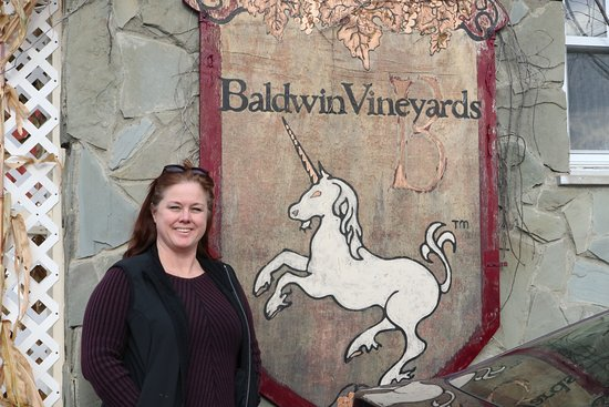 Pine Bush, NY: Baldwin Vineyards