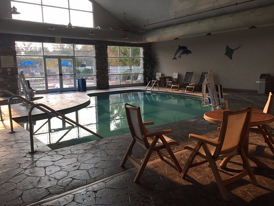 Clarion Inn Dollywood Area: Pool
