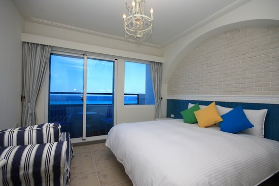 Hotel Bayview: Double Room with view and balcony