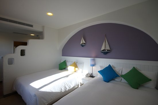 Hotel Bayview: Standard Family Room