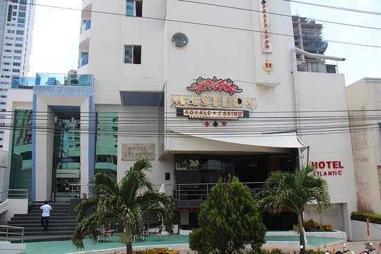 Atlantic Lux Hotel Fe Do