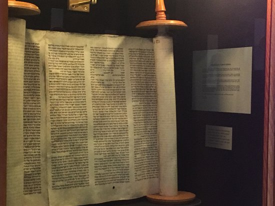 United States Air Force Academy: The Holocaust Torah