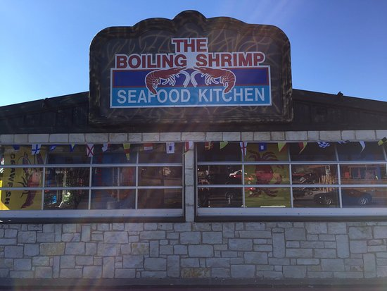 Cleburne, TX: the Boiling Shrimp