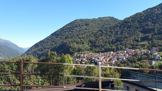 Schignano, Italia: Agriturismo Al-Marnich