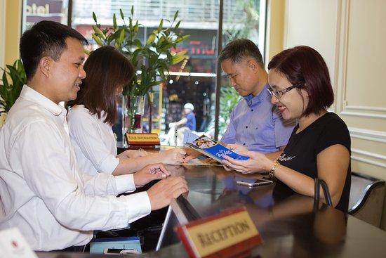 Rising Dragon Palace Hotel Hanoi Tripadvisor