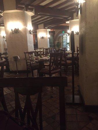 La Pizzeria: The restraunt