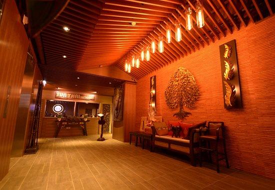 Sun Thai Restaurant Wan Chai