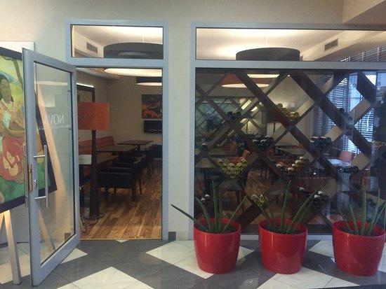 Slubice, Polonia: Pomieszczenie odpoczynku