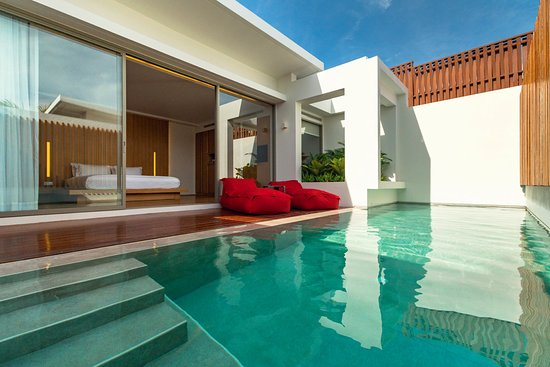 Garden pool villa bild von sensimar koh samui resort and for Garden pool villa outrigger koh samui
