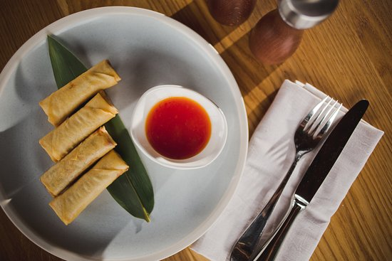 Изысканность кухни Tiffani Bar