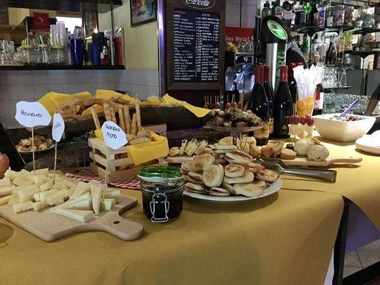Otricoli, Itália: Degustazione Vino Novello 1