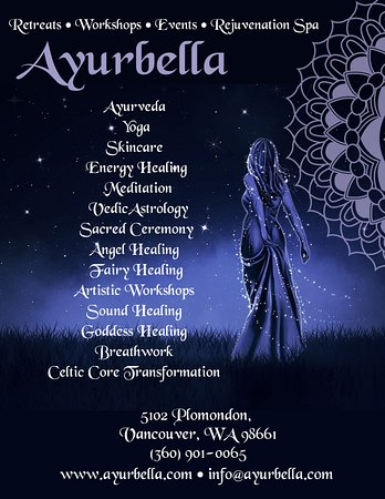 Simple Elegant Ayurbella Activities events retreats private sessions healing groups and more Simple - Latest sound healing Modern