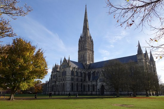 Salisbury Cathedral: The Cathedral