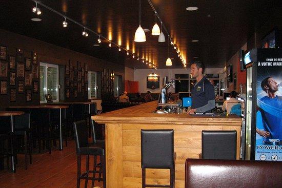 Bar sportif à UrbanSoccer Asnières Gennevilliers