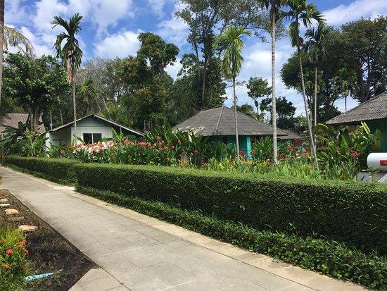 Sai Kaew Beach Resort: From pier to rooms