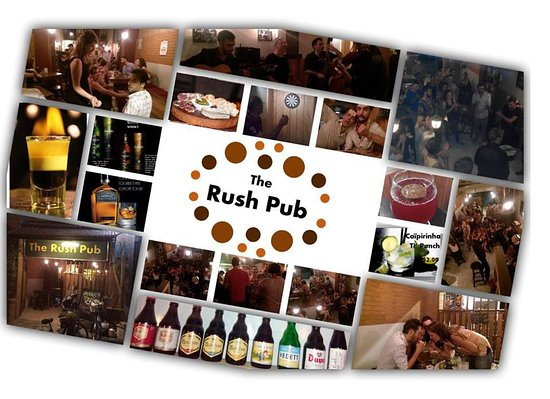 ‪The Rush Pub‬