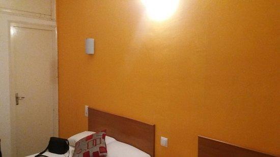Lima Hostel: La camera 1