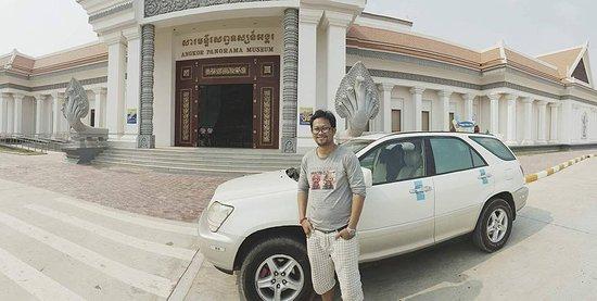 Le Tour de Siem Reap