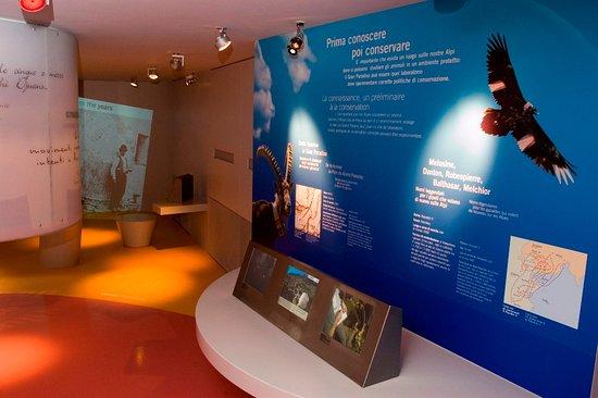 Centro Visitatori PNGP Cogne