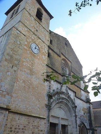 Igreja de Monpazier