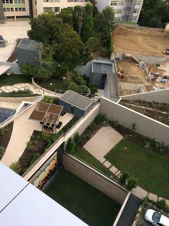 Vistas desde la azotea del hotel  - Picture of HF Fenix