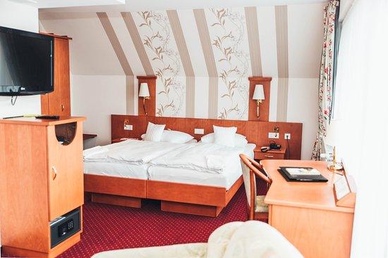 Ringhotel Teutoburger Wald: Deluxe-Doppelzimmer