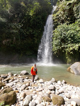 Lematang Waterfall