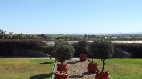 Vredendal, Sudáfrica: Breathtaking views all around.