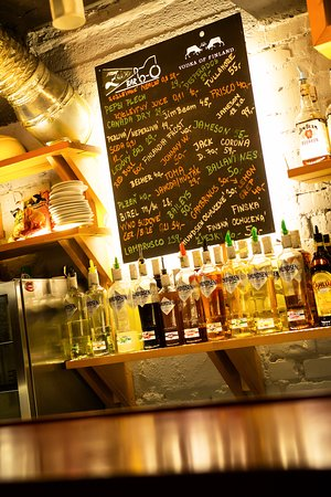 Zetor bar
