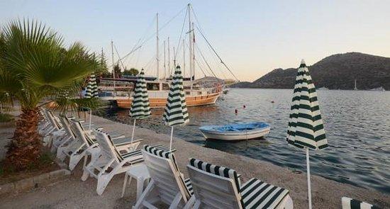 Bozburun, Τουρκία: Sahil..