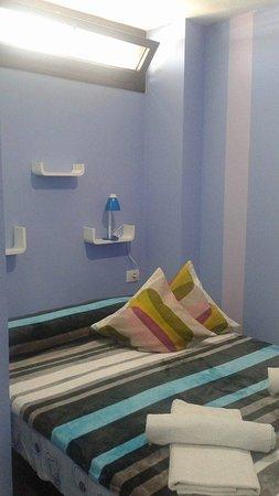 Olympia Aparthotel : camera da letto