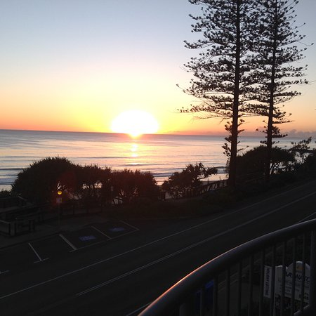 Coolum Beach, Australië: View from room