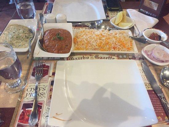 Gazebo: Eating In