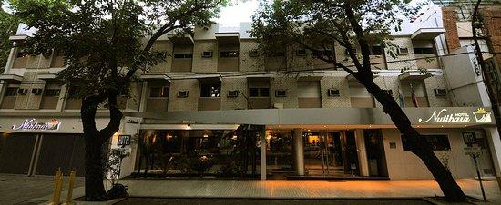 Hotel Nutibara : Frente Hotel