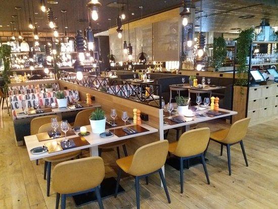 Review Kitchen & Table Helsinki Airport Kitchen & Table restaurant Aviapolis close to Helsinki HD - New restaurant kitchen table Trending
